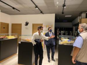 Incontro con il Ministro agli Affari Europei, Enzo Amendola alla Guardiense - 17 settembre 2020