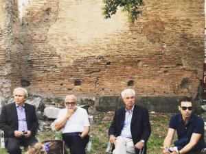 """Al Teatro Romano conferenza stampa di """"Benevento Città Teatro"""" - 9 settembre 2019"""