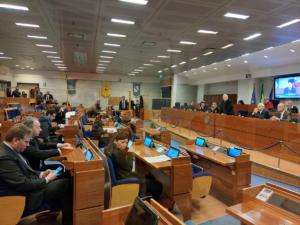 Informativa del Presidente De Luca sul CODVID19 in Consiglio regionale - 26 febbraio 2020