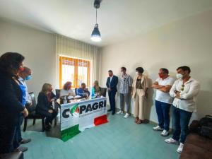 Inaugurazione a Benevento della sede provinciale Copagri - 23 giugno 2021