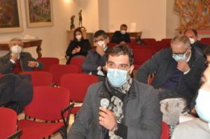 Incontro alla Provincia di Benevento sulla Fondovalle Vitulanese - 14 dicembre 2020