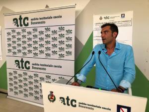 A Dugenta per il convegno promosso da ATC Benevento sulla gestione del cinghiale in Campania - 9 luglio 2021