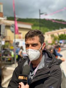Giro d'Italia a Guardia Sanframondi - 15 maggio 2021