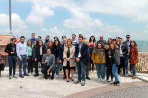 Incontro con gli allievi del Corso IFTS presso TorreGusto - 24 maggio 2019