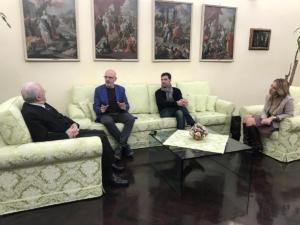 Incontro con il Presidente De Luca