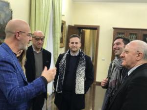 Incontro con il Presidente De Luca 2