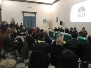 Mtb South Experience 2020, conferenza stampa a Telese Terme - 25 gennaio 2020