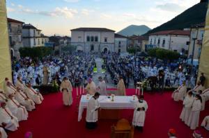 Ingresso Mons. Mazzafaro nella Diocesi di Cerreto - 12 giugno 2021