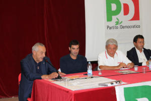 Convegno conclusivo della Festa dell'Unità a Benevento - 22 settembre 2019