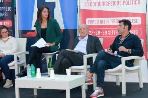 Convegno inaugurale del Piccolo Festival della Politica a Telese Terme - 27 settembre 2019
