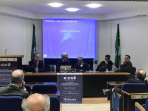 """Presentazione del progetto """"RIDRO"""" alla CIA di Benevento - 18 novembre 2019"""