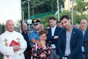 """Inaugurazione Scuola Media """"Giacomo Leopardi"""" di Apollosa - 9 settembre 2019"""