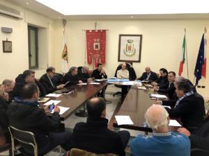 Incontro a Castelvenere con i sindaci delle Città del Vino - 20 dicembre 2018