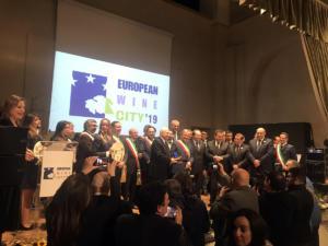 """Serata inaugurale di """"Sannio Falanghina. Città Europea del Vino 2019"""""""
