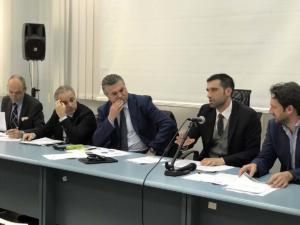 Audizione a Benevento della Commissione Agricoltura della Campania - 11 aprile 2018