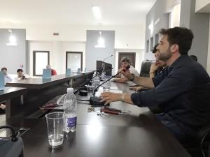 Conferenza stampa di presentazione del Festival dei Sapori a Paupisi - 10 luglio 2017