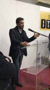 Tappa a Benevento di Matteo Renzi con il treno #destinazioneItalia - 25 ottobre 2017