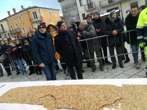 XVII Festa del Torrone e del Croccantino a San Marco dei Cavoti - 10 dicembre 2017