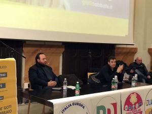 """Incontro a Sant'Agata de' Goti per """"Un Viaggio che Vale"""" - 26 febbraio 2018"""