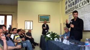 """Incontro a Montefalcone di Val Fortore con il Comitato """"Viabilità Negata"""" - 31 maggio 2018"""