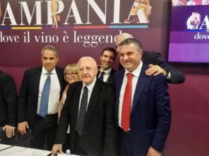 53esima edizione del Vinitaly di Verona - 7 aprile 2019